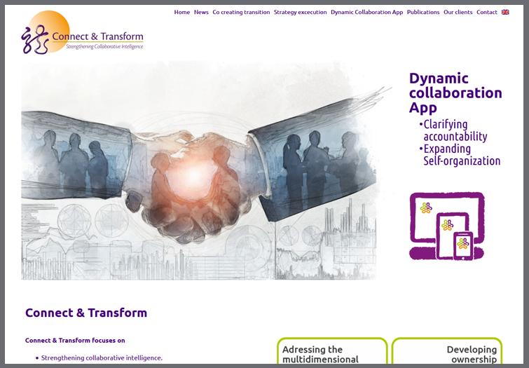 connect & transform