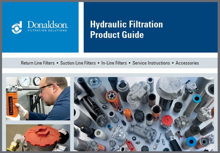 donaldson catalog