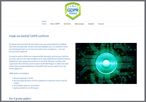 website gdpr tools