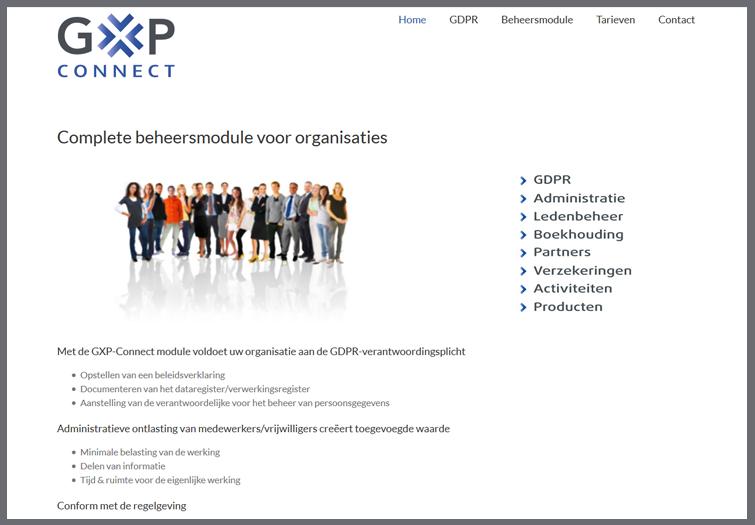 gxp-connect