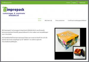 imprepack website