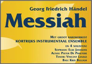 Concert Kortrijks Vocaal Ensemble van Händel
