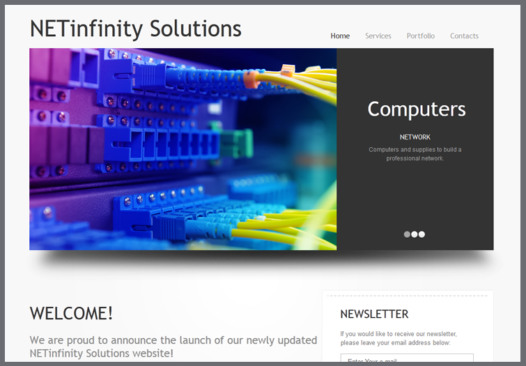 netinfinity solutions