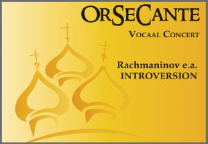 Concert OrSeCante met Rachmaninov