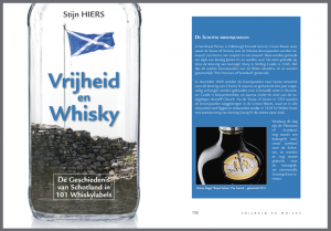 vrijheid en whisky