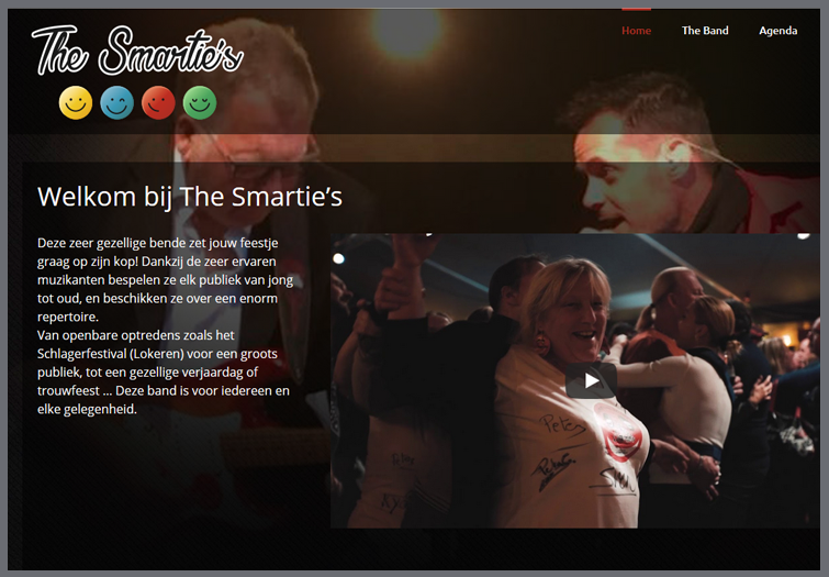 the smartie's