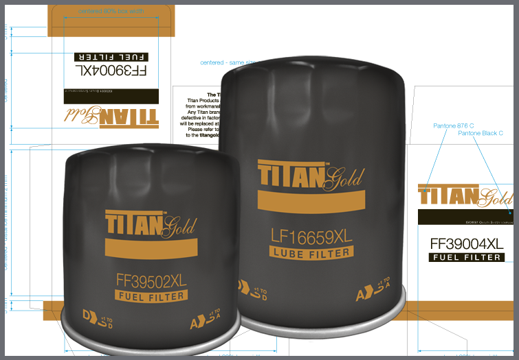 titangold filtration marketing
