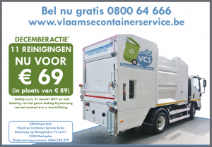 vlaamse container service vcs
